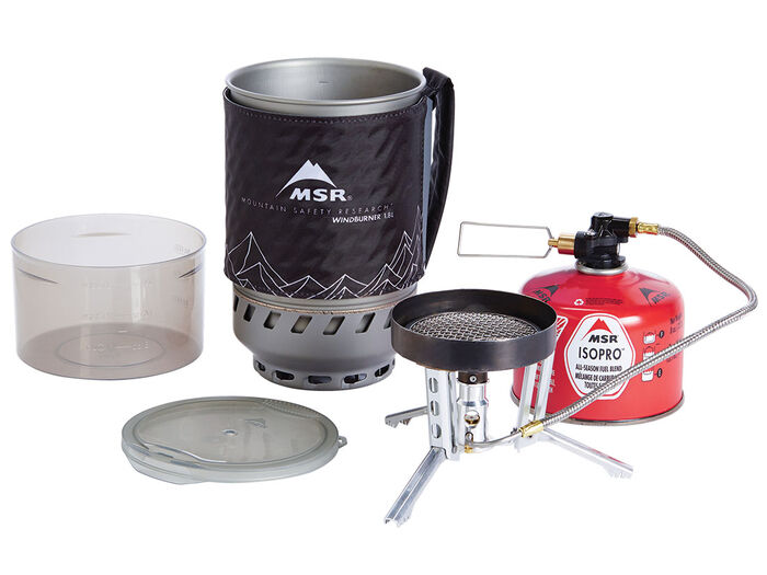 WindBurner® Duo Stove System