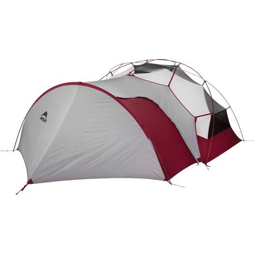 Abri de rangement MSR Gear Shed pour tentes Elixir™ et Hubba™.