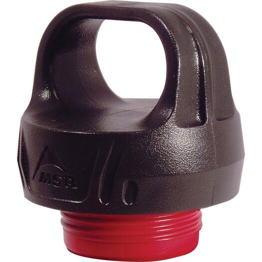 Kindersicherer Brennstoffflaschendeckel