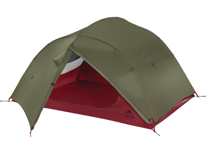 Mutha Hubba™ NX ultraleichtes Drei-Personen Zelt für Rucksacktouren